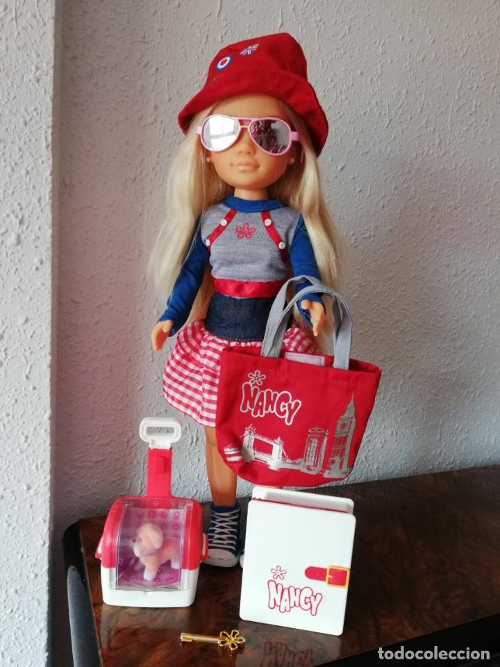 Muñecas Nancy y Lucas: Nancy viajera por Londres - Foto 3 - 184224133
