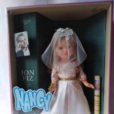 Muñecas Nancy y Lucas: NANCY NOVIA ION FIZ. NUEVA, A ESTRENAR.. Lote 184453110