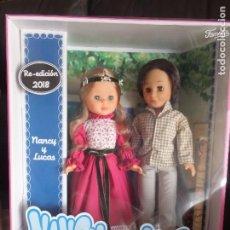 Muñecas Nancy y Lucas: NANCY Y LUCAS. Lote 186110855