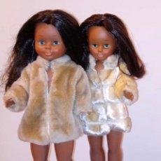 Muñecas Nancy y Lucas: ABRIGO NANCY DÍAS DE FRIO. Lote 186172571