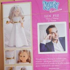 Muñecas Nancy y Lucas: CAJA NOVIA DE ION FIZ. Lote 189118652