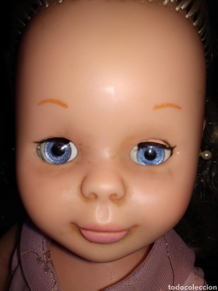 Muñecas Nancy y Lucas: Nancy presentación. Ojos azules margarita. Sólo Famosa en la nuca. - Foto 2 - 190891271