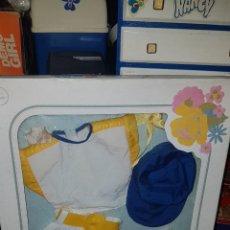 Muñecas Nancy y Lucas: CONJUNTO DE NANCY EN CAJA AÑOS 80 MODELO DIFICIL. Lote 191823635
