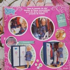 Muñecas Nancy y Lucas: CAJA DE NANCY ARMARIO. Lote 191908677