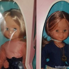 Muñecas Nancy y Lucas: LOTE 2 NANCYS NUEVAS EN CAJA AÑOS 70. Lote 191950065