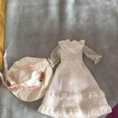 Muñecas Nancy y Lucas: CONJUNTO DE NOSTALGIA BLANCO DE NANCY AÑOS 70. Lote 192136245