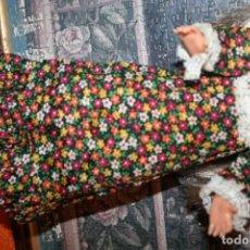 Bambole Nancy e Lucas: VESTIDO MAXI DE NANCY ORIGINAL CON ETIQUETA BASTANTE NUEVO . Lote 193059588