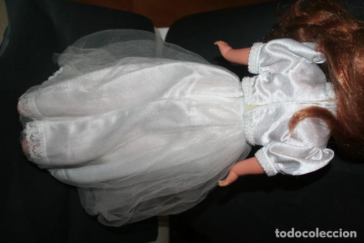 Muñecas Nancy y Lucas: vestido muñeca nancy comunion dificil - Foto 4 - 193242938