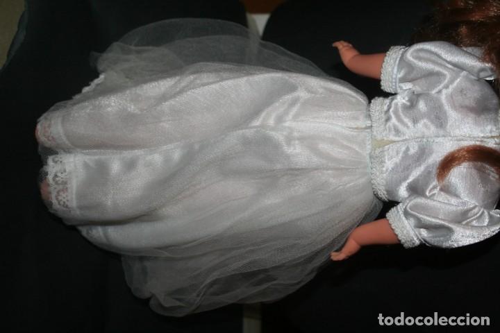 Muñecas Nancy y Lucas: vestido muñeca nancy comunion dificil - Foto 6 - 193242938
