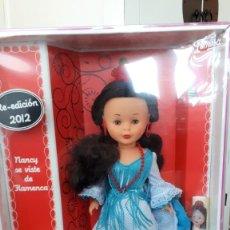 Muñecas Nancy y Lucas: NANCY FLAMENCA REEDICION NUEVA EN CAJA. Lote 193285453