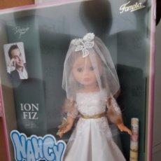 Muñecas Nancy y Lucas: NANCY DE REEDICION NOVIA ION FIZ NUEVA A ESTRENAR. Lote 193286675