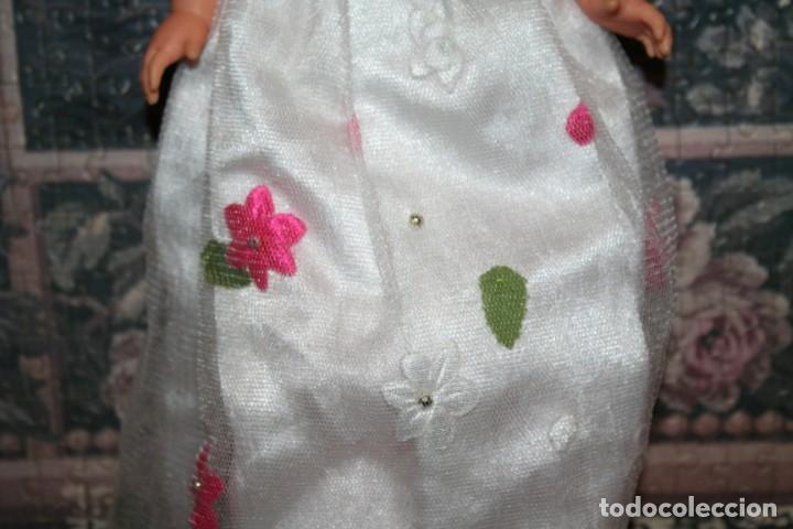 Muñecas Nancy y Lucas: vestido original muñeca nancy comunion - Foto 3 - 193722832