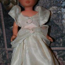 Muñecas Nancy y Lucas: VESTIDO ORIGINAL MUÑECA NANCY CENICIENTA . Lote 193723000