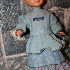 Muñecas Nancy y Lucas: VESTIDO AÑOS 80 VAQUERO MUÑECA NANCY . Lote 193859831