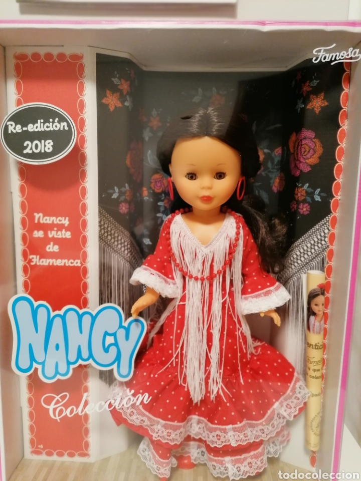 Muñecas Nancy y Lucas: NANCY FLAMENCA 2018 - Foto 3 - 194222895