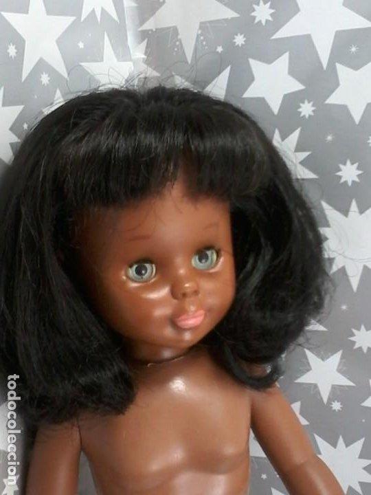 Muñecas Nancy y Lucas: Nancy negra colegiala años 70 sólo famosa - Foto 6 - 194227731