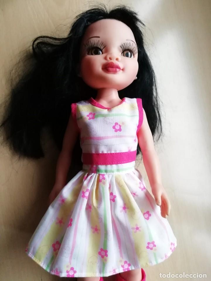 Muñecas Nancy y Lucas: Nancy amiga oriental susi ly. Leer descripción - Foto 6 - 194245018