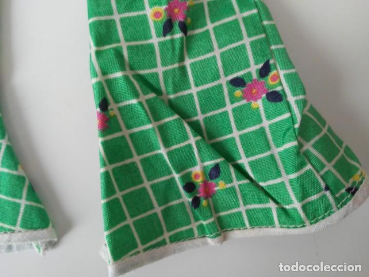 Muñecas Nancy y Lucas: Pantalón del conjunto En el Jardín para Nancy años 70 - Foto 4 - 194333765