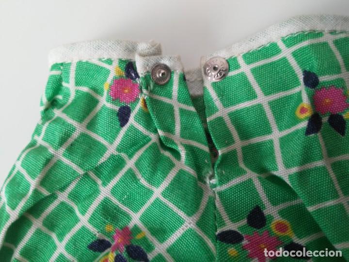 Muñecas Nancy y Lucas: Pantalón del conjunto En el Jardín para Nancy años 70 - Foto 8 - 194333765