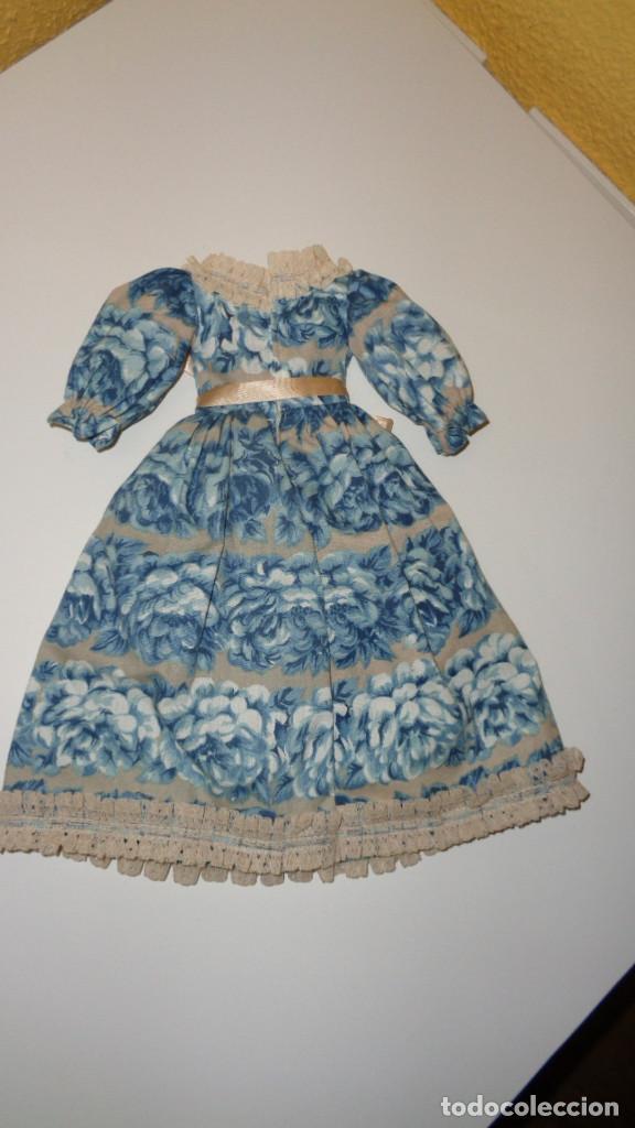 Muñecas Nancy y Lucas: Conjunto Nostalgia azul Nancy Famosa. 1976. En muy buen estado. Original Nancy. - Foto 9 - 194497880