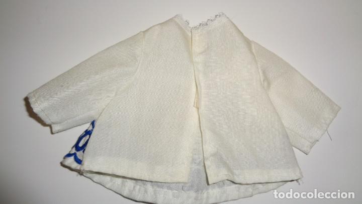 Muñecas Nancy y Lucas: Camisa blanca con lazo azul. Nancy Famosa. Años 70. En buen estado. ¿¿Original Nancy??. - Foto 5 - 194498893