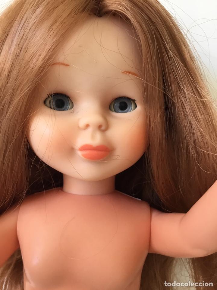 Muñecas Nancy y Lucas: Nancy pelirroja Patabollo brazos duros años 70 - Foto 2 - 194777155