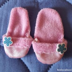 Muñecas Nancy y Lucas: == ZN00 - ZAPATILLAS FELPA DE LA NANCY NEW. Lote 194783527
