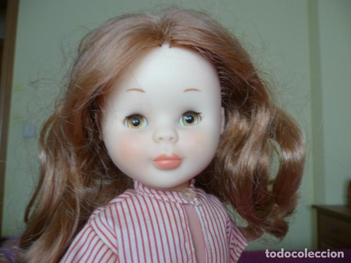Muñecas Nancy y Lucas: Nancy de famosa articulada pelirroja ojos marron margarita con conjunto picadilly años 70 - Foto 2 - 194894903