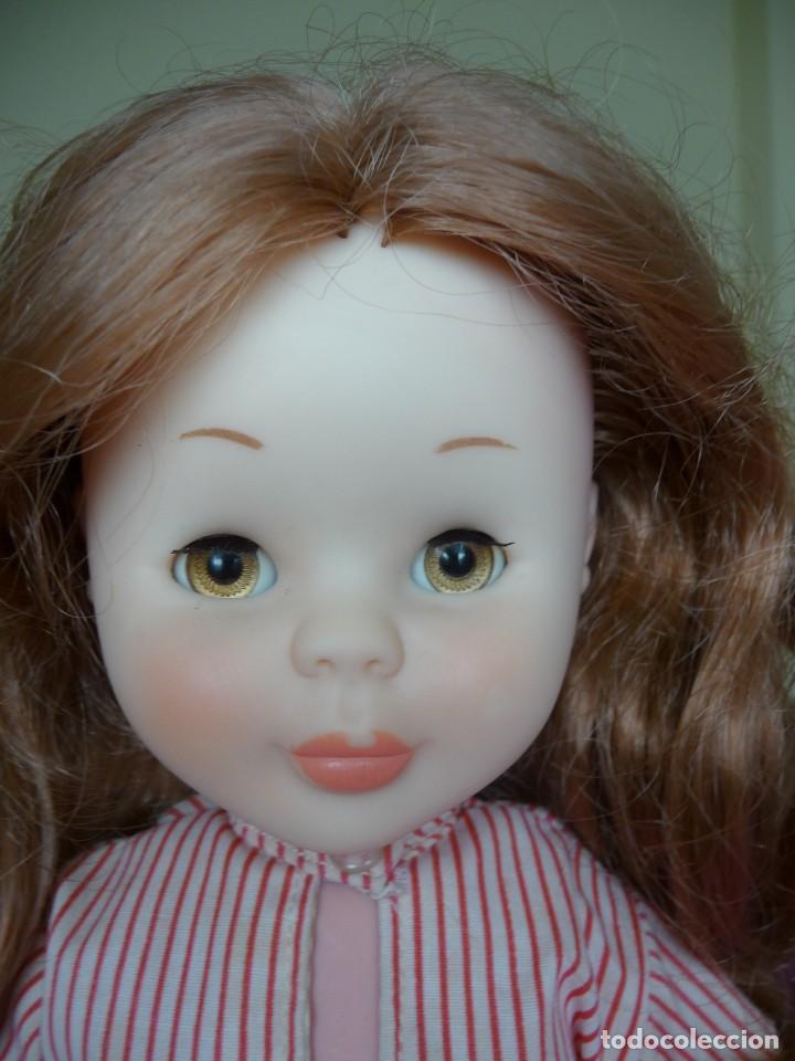 Muñecas Nancy y Lucas: Nancy de famosa articulada pelirroja ojos marron margarita con conjunto picadilly años 70 - Foto 6 - 194894903