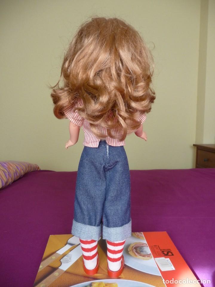 Muñecas Nancy y Lucas: Nancy de famosa articulada pelirroja ojos marron margarita con conjunto picadilly años 70 - Foto 7 - 194894903