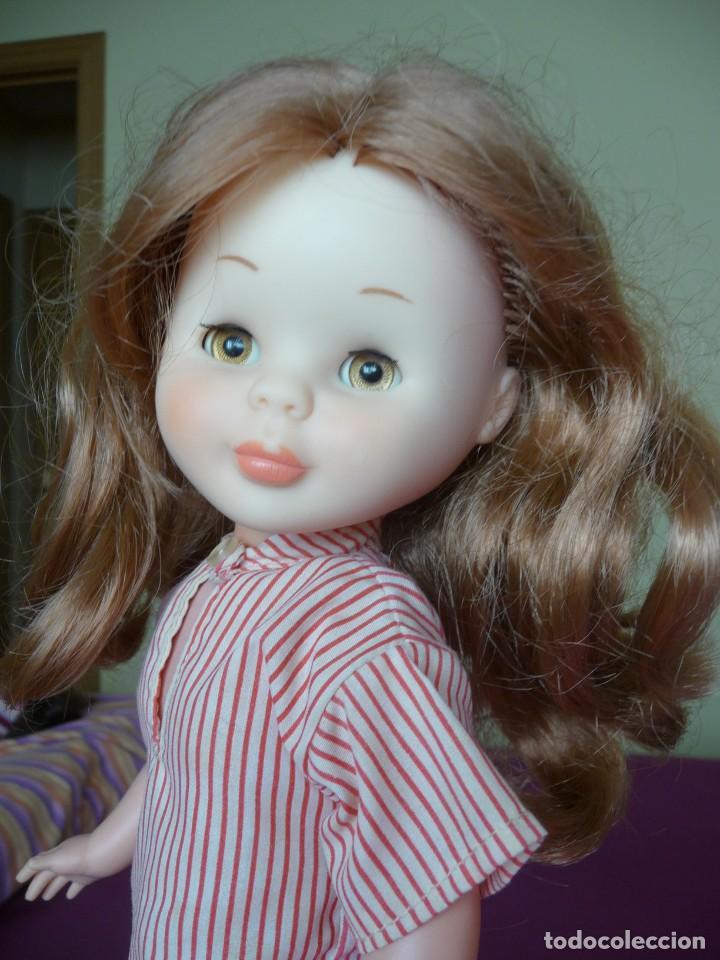 Muñecas Nancy y Lucas: Nancy de famosa articulada pelirroja ojos marron margarita con conjunto picadilly años 70 - Foto 10 - 194894903