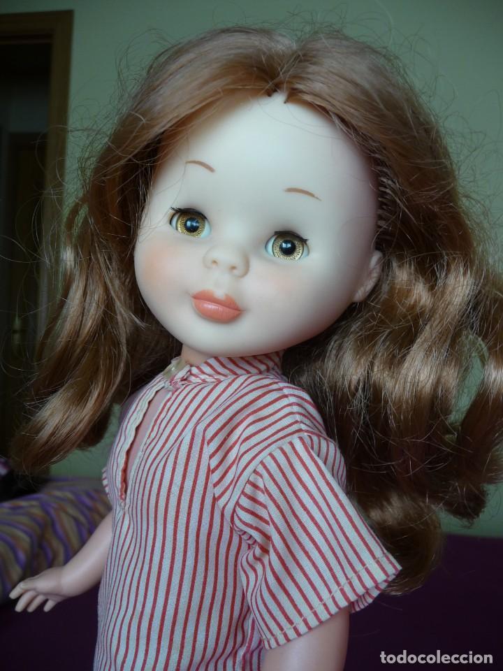 Muñecas Nancy y Lucas: Nancy de famosa articulada pelirroja ojos marron margarita con conjunto picadilly años 70 - Foto 11 - 194894903