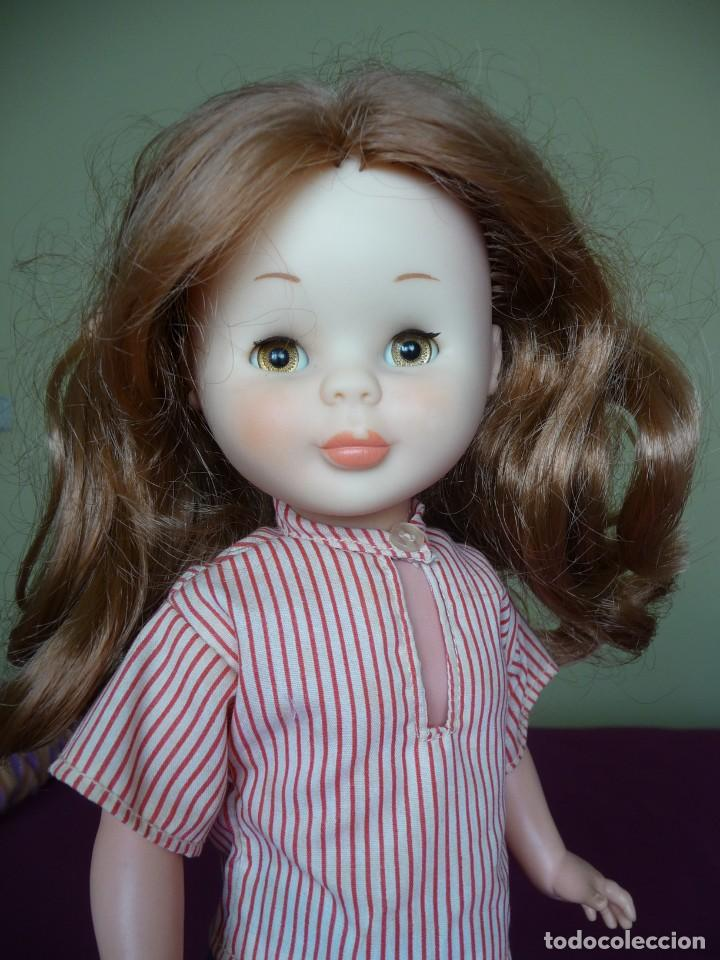 Muñecas Nancy y Lucas: Nancy de famosa articulada pelirroja ojos marron margarita con conjunto picadilly años 70 - Foto 15 - 194894903
