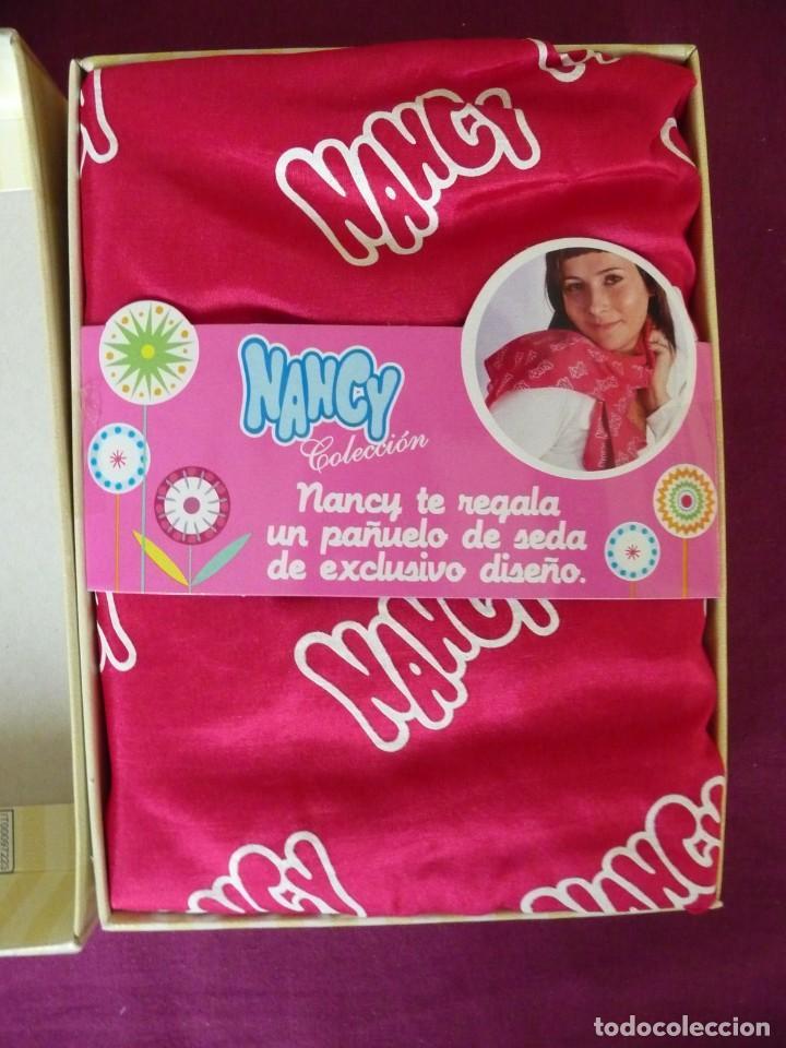 NANCY DE FAMOSA PAÑUELO EN CAJA DE GEISHA REEDICION 2011 (Juguetes - Muñeca Española Moderna - Nancy y Lucas)