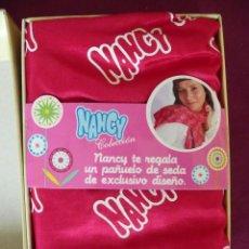 Muñecas Nancy y Lucas: NANCY DE FAMOSA PAÑUELO EN CAJA DE GEISHA REEDICION 2011. Lote 194896275