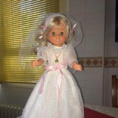 Muñecas Nancy y Lucas: NANCY PECOSA COMUNION - AÑOS 80 - EXCELENTE ESTADO - FAMOSA - ¡ ¡ ¡ POR SÓLO 1.- EURO ! ! !DE SALIDA. Lote 194993672