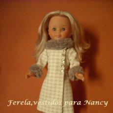 Muñecas Nancy y Lucas: ABRIGO PARA NANCY. Lote 195030535