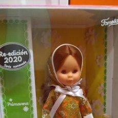 Muñecas Nancy y Lucas: NANCY RE EDICIÓN 2020 PRIMAVERA. NUEVA, EN CAJA ORIGINAL. SERIE LIMITADA, NUMERADA. Lote 195158156