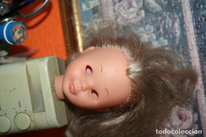 Muñecas Nancy y Lucas: cabeza muñeca nancy - Foto 2 - 195217393