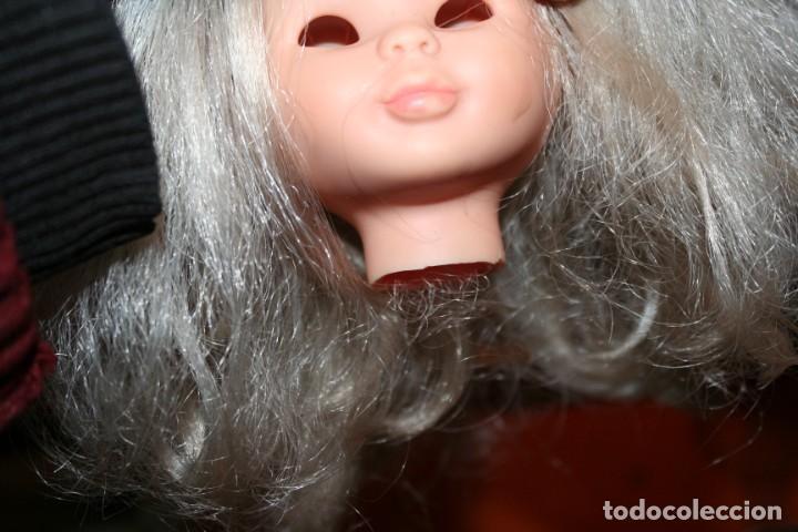 Muñecas Nancy y Lucas: cabeza muñeca nancy - Foto 3 - 195217393