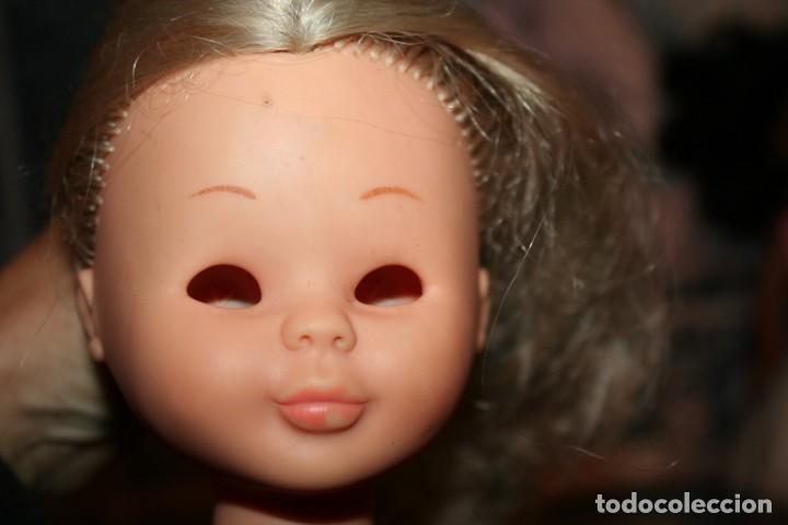 Muñecas Nancy y Lucas: cabeza muñeca nancy - Foto 6 - 195217393