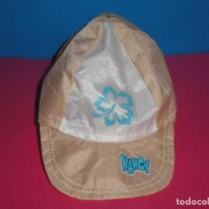 Muñecas Nancy y Lucas: GORRA NANCY NEW. Lote 195231316