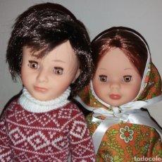 Muñecas Nancy y Lucas: LOTE NANCY DE FAMOSA PRIMAVERA Y LUCAS COLECCION REEDICION. Lote 195239260