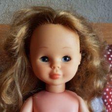 Muñecas Nancy y Lucas: NANCY DE FAMOSA DE PELO RIZADO CERVEZA BABY DOLL ?. Lote 195240760