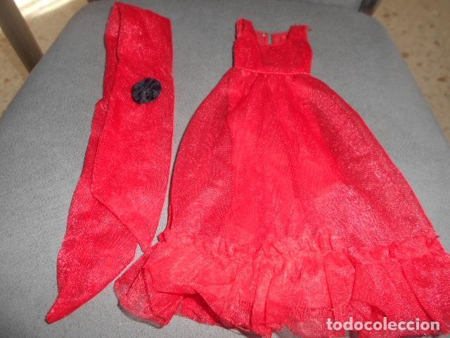 NANCY - CONJUNTO FANTASIA (Juguetes - Muñeca Española Moderna - Nancy y Lucas, Vestidos y Accesorios)