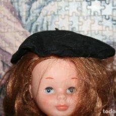 Muñecas Nancy y Lucas: BOINA MUÑECA MUÑECO LUCAS Y NANCY . Lote 195405168