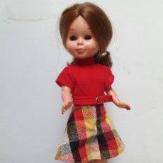 Muñecas Nancy y Lucas: NANCY AÑOS 70. PELIRROJA. BRAZO DURO.. Lote 195454721