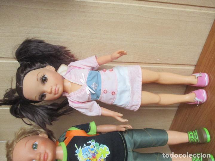 Muñecas Nancy y Lucas: NANCY NEW: LOTE DE 2 MUÑECAS NANCY + 1 LUCAS - Foto 2 - 195490175