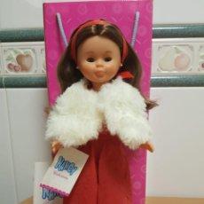 Muñecas Nancy y Lucas: NANCY DE FAMOSA, EN EL LICEO ROJO, DE QUIRÓN, AÑO 2000. Lote 196120027