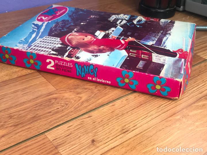 Muñecas Nancy y Lucas: puzzles nancy de famosa invierno - Foto 3 - 196191577